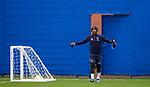 28.02.2020 Rangers training: Jermain Defoe back training