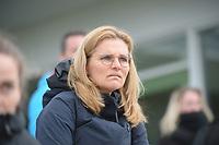VOETBAL: NIEUWEHORNE: 28-02-2021, Sportcomplex UDIROS, SC Heerenveen-AJAX, Bekervoetbal, uitslag 1-3, Bondscoach Sarina Wiegman, ©foto Martin de Jong