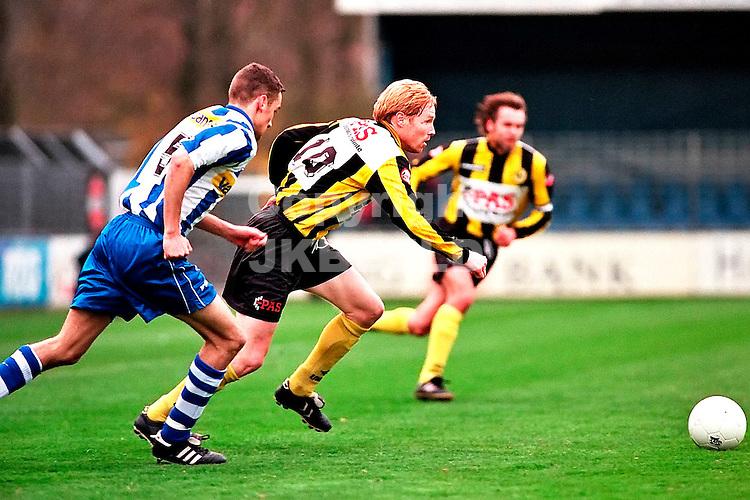 veendam - eindhoven seizoen 1999-2000 08-04-2000 toin rorije