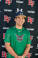 Maxton Peck during the Under Armour All-America Tournament powered by Baseball Factory on January 17, 2020 at Sloan Park in Mesa, Arizona.  (Mike Janes/Four Seam Images)