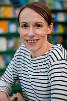 Hay on Wye, UK. Wednesday 01 June 2016<br /> Pictured: Sophy Henn<br /> Re: The 2016 Hay festival take place at Hay on Wye, Powys, Wales