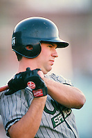 1997: Todd Helton of the Colorado Springs Sky Sox in action during the 1997 season in Las Vegas,NV.  Photo by Larry Goren/Four Seam Images