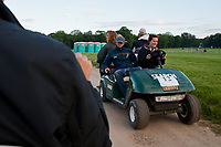 """""""GOLF-BUGGY HIGHWAY"""" 2012 GBR-Bramham International Horse Trial: Wednesday Set Up and a quick look around the grounds..."""