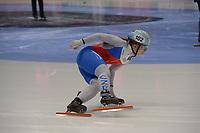 SPEEDSKATING: DORDRECHT: 05-03-2021, ISU World Short Track Speedskating Championships, Heats 1000m Ladies, Petra Vankova (CZE), ©photo Martin de Jong