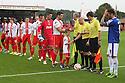 Mascot<br />  - Stevenage v Carlisle Untied - Sky Bet League 1 - Lamex Stadium, Stevenage - 21st September, 2013<br />  © Kevin Coleman 2013