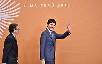 Justin Trudeau in Lima, Peru