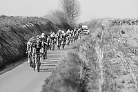 chase group led by Ian Stannard (GBR/SKY)<br /> <br /> 60th E3 Harelbeke (1.UWT)<br /> 1day race: Harelbeke › Harelbeke - BEL (206km)