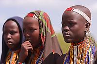 Ethiopia Erbore girls
