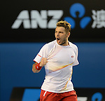 Stanislaus Wawrinka (SUI) defeats Novak Djokovic (SRB) 2-6, 6-4, 6-2, 3-6, 9-7