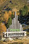 Austria, East-Tyrol, High Tauern National Park, at Staller Sattel passroad connecting Valley Defereggen with Valle d'Anterselva | Oesterreich, Osttirol, Nationalpark Hohe Tauern, am Staller Sattel, die Passstrasse verbindes das Defereggental mit dem Antholzertal in Suedtirol