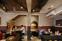 The Four H4nds Cafe on the popular Tiong Bahru Cafe street in Singapore.