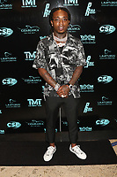 MIAMI, FL - FEBRUARY 19: Jaquees attends Floyd Mayweather's 44th futuristic Birthday Party at Casablanca on the Bay on February 19, 2021 in Miami, Florida. Photo Credit: Walik Goshorn/Mediapunch