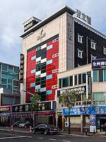 Hotel Sharp in Andong, Provinz Gyeongsangbuk-do, Südkorea, Asien<br /> Hotel Sharp in Andong,  province Gyeongsangbuk-do, South Korea, Asia