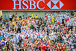 Uruguay vs China on Day 2 of the 2012 Cathay Pacific / HSBC Hong Kong Sevens at the Hong Kong Stadium in Hong Kong, China on 24th March 2012. Photo © Felix Ordonez / PSI for FastTrack HSBC