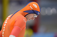 SPEEDSKATING: 07-12-2018, Tomaszów Mazowiecki (POL), ISU World Cup Arena Lodowa, 500m Men Division A, Ronald Mulder (NED), ©photo Martin de Jong