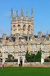Great Britain, England, Oxfordshire, Oxford: Merton College and Merton Chapel, part of Oxford University | Grossbritannien, England, Oxfordshire, Oxford: Merton College und Merton Chapel, gehoeren zur Oxford University