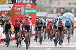 Magnus Cort Nielsen (DEN) EF Pro Cycling wins Stage 16 of the Vuelta Espana 2020, running 160km from Salamanca to Ciudad Rodrigo, Spain. 6th November 2020. <br /> Picture: Luis Angel Gomez/PhotoSportGomez | Cyclefile<br /> <br /> All photos usage must carry mandatory copyright credit (© Cyclefile | Luis Angel Gomez/PhotoSportGomez)