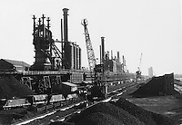 Historical views of CF&I Steel