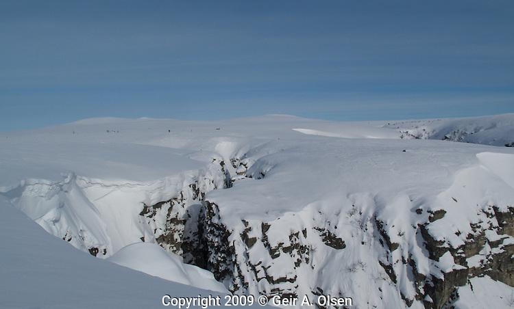 Skitur til Dørjuvat og Veslefjell