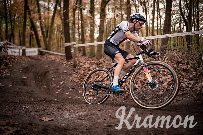 Marcel Meisen (DEU/Alpecin-Fenix)<br /> <br /> UEC Cyclocross European Championships 2020 - 's-Hertogenbosch (NED)<br /> <br /> Elite MEN<br /> <br /> ©kramon