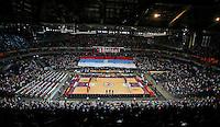 arena total Srbija - Portoriko, kosarka 9.7.1016. JUL 4. 2016. (credit image & photo: Pedja Milosavljevic / STARSPORT)
