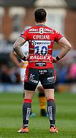 Photo: Richard Lane/Richard Lane Photography. Gloucester Rugby v Wasps. Gallagher Premiership. 23/03/2019. Gloucester's Danny Cipriani.