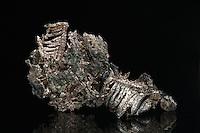 Native Silver. Batopilas, Mexico.