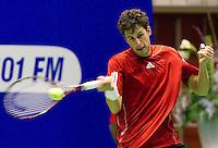 18-12-10, Tennis, Rotterdam, Reaal Tennis Masters 2010,      Robin Hase
