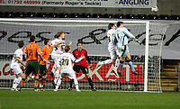 Pictured: Gorka Pintado of Swansea City in action <br /> Picture by D Legakis / Athena Picture Agency, Swansea, 07815441513