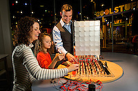 Discovery Place, Charlotte NC's interactive children's museum, unveiled its interactive exhibits and hands-on activities.Discovery Place museum has age-appropriate exhibits for kids of all ages.<br /> <br /> Charlotte Photographer  - PatrickSchneiderPhoto.com