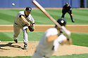 CHICAGO - CIRCA 1999:  Roger Clemens #12 of the New York Yankees pitches during an MLB game at Comiskey Park in Chicago, Illinois. Clemens played for 24 seasons with 4 different teams, was a 11-time All-Star and a 7-time Cy Young Award winner.(David Durochik / SportPics) --Roger Clemens