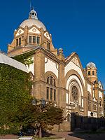 Synagoge von Novi Sad = Neusatz, Vojvodina Serbien, Europa<br /> Synagogue of Novi Sad, Vojvodina, Serbia, Europe