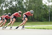 INLINESKATEN WOLVEGA / HEERENVEEN, 2020, ©fotografie Martin de Jong