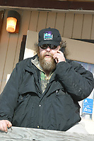 Portrait of J.Niggemeyer Race Manager 2003<br /> Iditarod Race