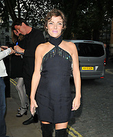 """Camilla Rutherford at the 65th BFI London Film Festival """"Quant"""" world premiere, Curzon Mayfair, Curzon Street, on Saturday 09th October 2021, in London, England, UK. <br /> CAP/CAN<br /> ©CAN/Capital Pictures"""