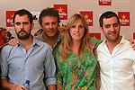 Pau Roca, Santi Ricart, Sara Espigul & Joan Dausa.