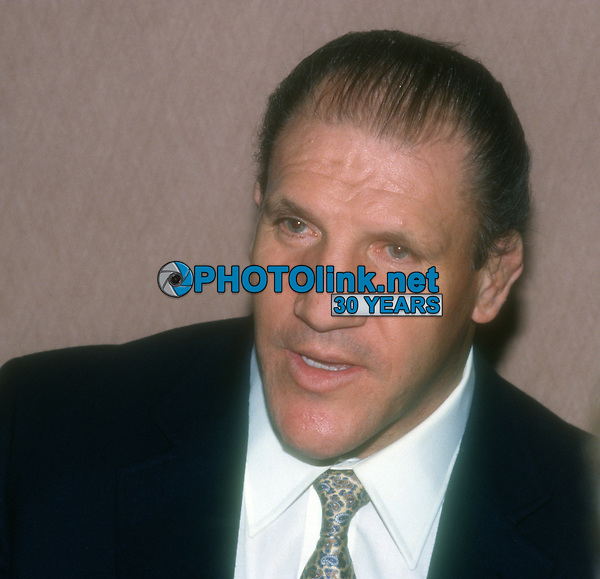 Bruno Sammartino, 1987, Photo By John Barrett/PHOTOlink