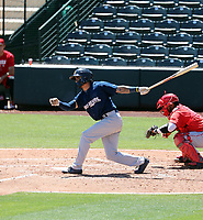 Micah Bello - Milwaukee Brewers 2019 extended spring training (Bill Mitchell)