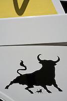 Europe/France/Aquitaine/40/Landes/ Aire-sur- l'Adour: Embarquement des vaches pour une course landaise à la Ganaderia DAL -AGRUMA