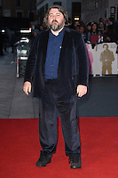 """directoir, Ben Wheatley<br /> at the London Film Festival 2016 premiere of """"Free Fire at the Odeon Leicester Square, London.<br /> <br /> <br /> ©Ash Knotek  D3182  16/10/2016"""