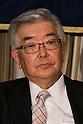 Atsushi Saito, Japan Exchange Group CEO at FCCJ