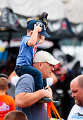 Fans, child, pits, crowd
