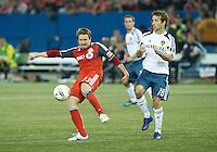 Toronto FC vs Los Angeles Galaxy March 07 2012