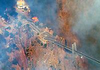 Royal Gorge fire