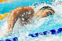 MEGLI Filippo ITA Italy<br /> Gwangju South Korea 26/07/2019<br /> Swimming Men's Freestyle 4X200m Preliminary<br /> 18th FINA World Aquatics Championships<br /> Nambu University Aquatics Center <br /> Photo © Andrea Masini / Deepbluemedia / Insidefoto