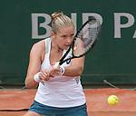 Shelby Rogers (USA) defeated Petra Kvitova (CZE) 6-0, 6-7, 6-0