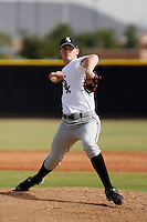 Stephen Sauer - Chicago White Sox 2009 Instructional League .Photo by:  Bill Mitchell/Four Seam Images..