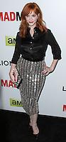 "HOLLYWOOD, LOS ANGELES, CA, USA - APRIL 02: Christina Hendricks at the Los Angeles Premiere Of AMC's ""Mad Men"" Season 7 held at ArcLight Cinemas on April 2, 2014 in Hollywood, Los Angeles, California, United States. (Photo by Xavier Collin/Celebrity Monitor)"