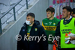 Dara Moynihan, Kerry during the Munster GAA Football Senior Championship Semi-Final match between Cork and Kerry at Páirc Uí Chaoimh in Cork.