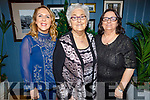 Mary, Maureen and Theresa Roche attending the Connect Kerry Women's Christmas in Style lunch in the Ashe Hotel on Sunday.